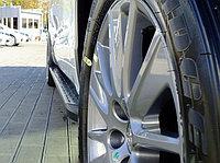 Пороги подножки Toyota Highlander 2014 -