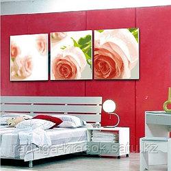 """Картины по номерам """"Розовые розы"""""""
