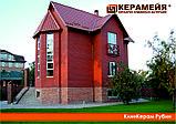 Клинкерный кирпич Рубин Керамейя 250х60х65, фото 8