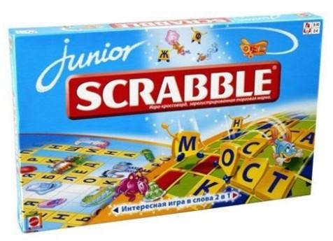 Mattel games Игра SCRABBLE Уровень 2