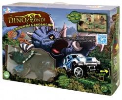 """ToysTalk трек """"Приключения с динозаврами"""", с машинкой"""