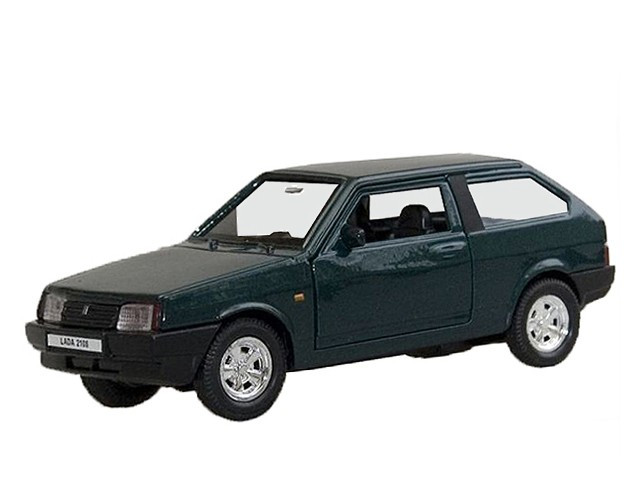 1/34 Welly Lada 2108