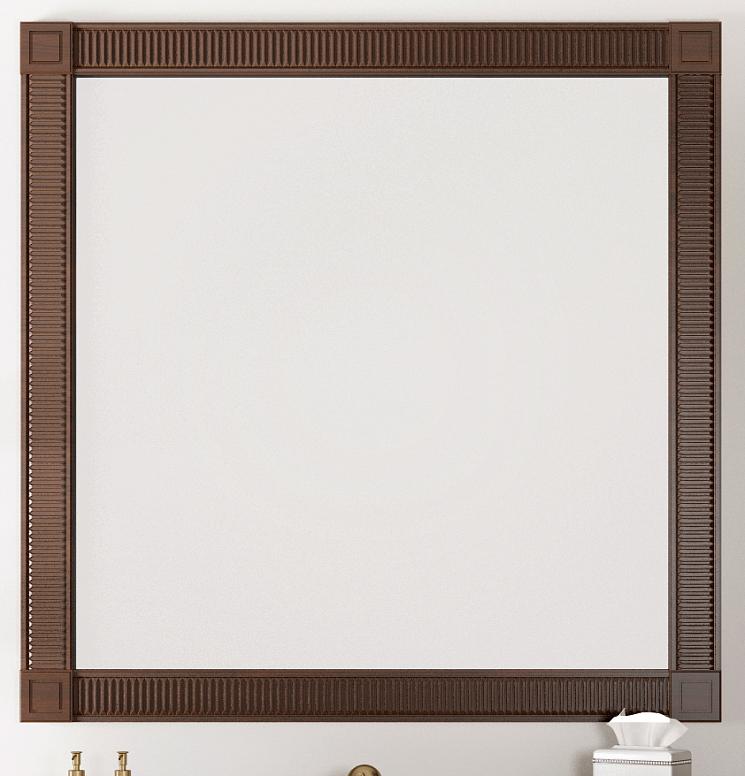 Зеркало OPADIRIS Фреско 100 светлый орех (Z0000002039)