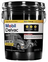 Моторное масло для коммерческого транспорта MOBIL DELVAC 1340  20 литров