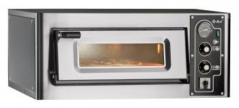 Печь электрическая для пиццы ПЭП-2, 1 камера, внутренние размеры камеры 516x546x148(125) мм, вместимость 4 пиц