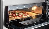 Печь электрическая для пиццы ПЭП-2, 1 камера, внутренние размеры камеры 516x546x148(125) мм, вместимость 4 пиц, фото 3