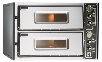 Печь электрическая для пиццы ПЭП-4х2, 2 камеры, размеры каждой камеры 700x700x179(151) мм, вместимость каждой