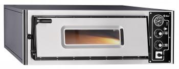 Печь электрическая для пиццы ПЭП-4, 1 камера, внутренние размеры камеры 700x700x179(151) мм, вместимость 4 пиц
