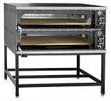 Печь электрическая для пиццы ПЭП-6х2, 2 камеры, размеры каждой камеры 1050x780x176(153) мм, вместимость каждой, фото 2