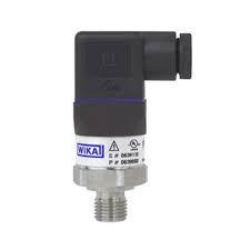 Преобразователь давления А-10 0/10 bar, 4/20mA, G1/4 WIKA Германия