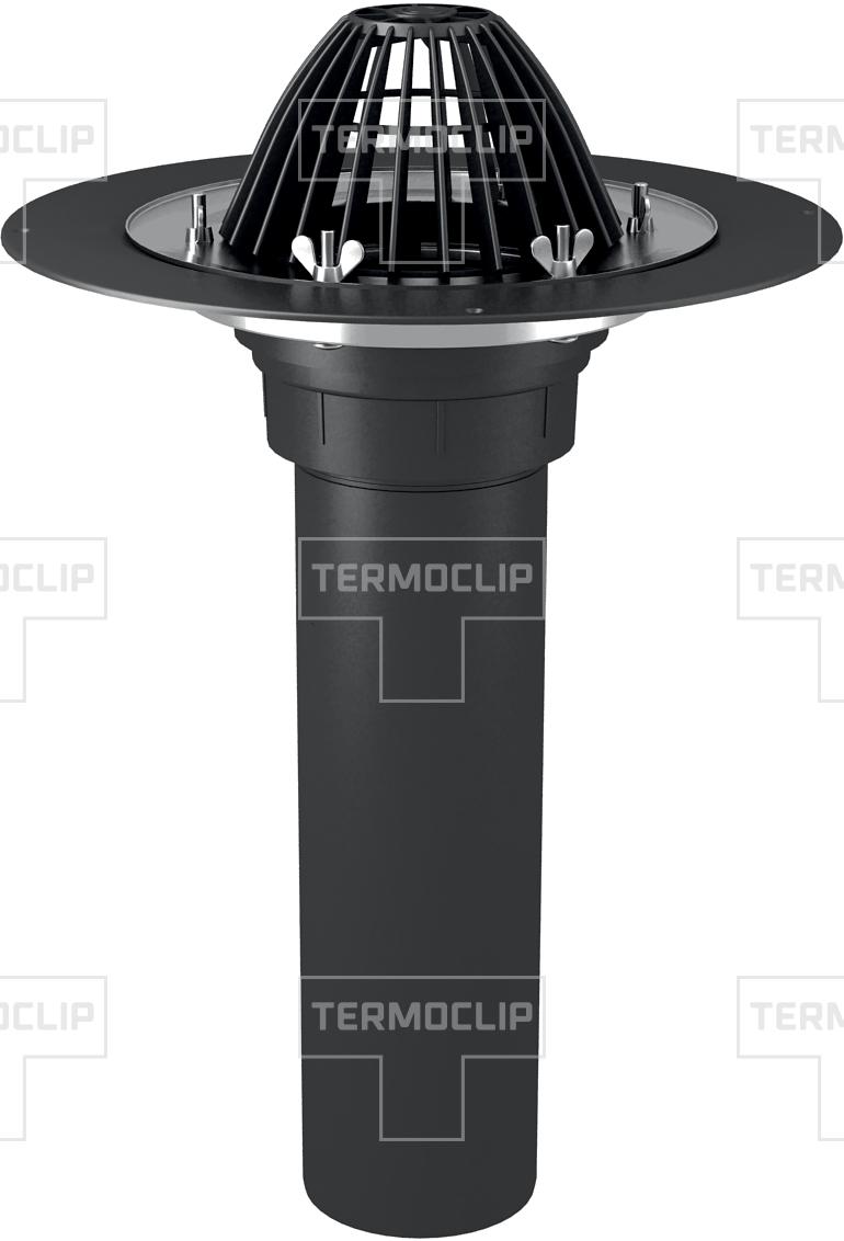 Воронка кровельная Termoclip ВФ 090х450