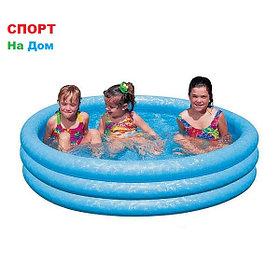 Бассейн надувной Intex 59416 ( Габариты:114х25 см, на 170 литров )