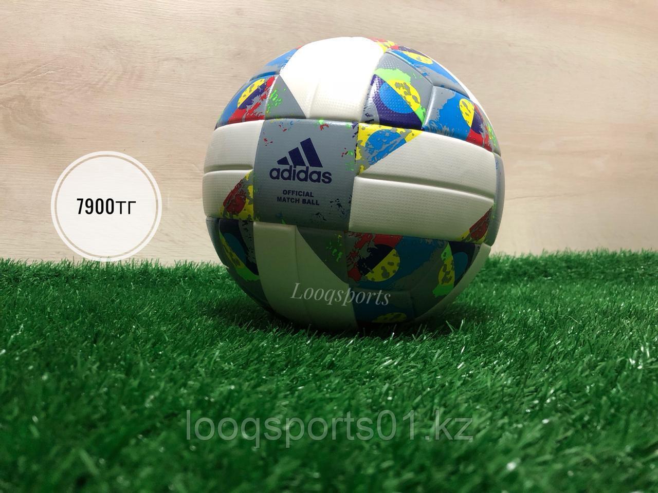 Футбольный мяч Adidas размер 5