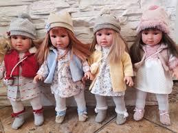 Куклы LLORENS (Испания)