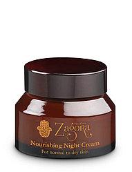 ZAGORA Крем ночной питательный для нормальной и сухой кожи