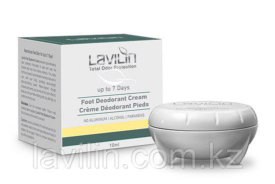 Дезодорант для ног Lavilin 7 дней