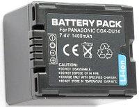 Аккумулятор для видеокамер Panasonic CGA-DU14