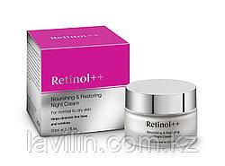 RETINOL++ Питательный ночной восстанавливающий  крем
