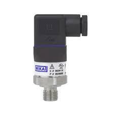 Преобразователь давления А-10 0/10 bar, 4/20mA, G1/2 WIKA Германия