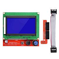 Дисплей LCD 12864 Smart Controller для RAMPS 1.4