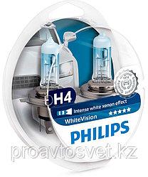 PHILIPS H4 W5W 12342 White Vision