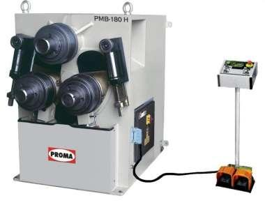Станок для гибки профиля и труб PMB - 390 H