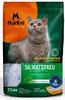 Murkel Мелкая фракция с ароматом Травы 2,2л (1кг) Силикагелевый наполнитель для кошачьего туалета
