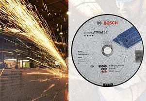 2608603400 Отрезной круг Bosch Expert for Metal Rapido 230x1.9 мм по металлу прямой, фото 3