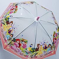 """Зонт детский """"Принцессы Диснея"""", 85см., фото 1"""