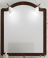 Зеркало OPADIRIS Виктория 90 цвет светлый орех (Z0000001175)