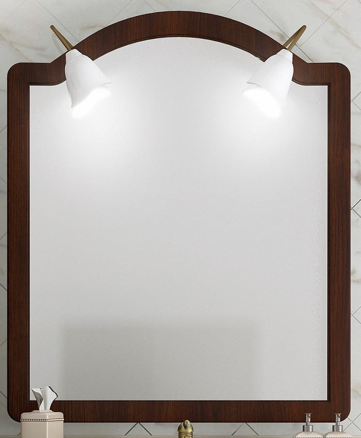 Зеркало OPADIRIS Виктория 90 цвет светлый орех (Z0000001175) - фото 1
