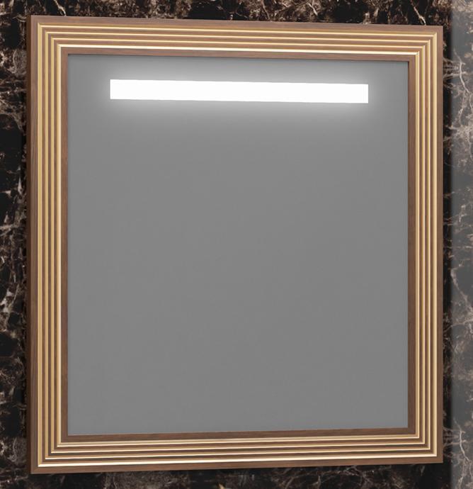 Зеркало OPADIRIS Карат 80 золото (Z0000004322) - фото 1