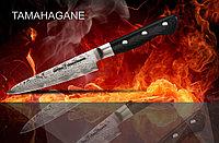 Нож кухонный универсальный японский Samura Tamahagane