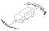 Обвес Карбоновый Performance на BMW X5 F15