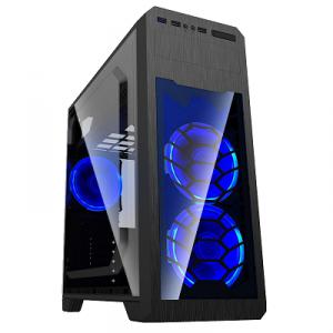 Системный блок Intel Dual-core Celeron J1800 (2.41 GHz)/DDR3 4GB/HDD 1TB/450W