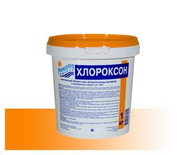 Хлороксон 1 кг гранулы комплексного действия