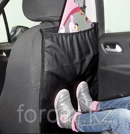 """Накидка защитная на спинку переднего сидения """"DEFENDER"""" (Серая), фото 2"""