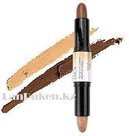 Двойной карандаш для контурирования NYX  Wonder stick  Highlight and Contour