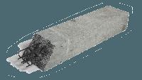 Армированная перемычка полистиролбетон, 300*200 мм, D600
