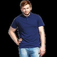 Рубашка поло унисекс, StanUniform, 04U, Тёмно-синий (46), 5XL/60-62
