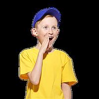 Детская промо бейсболка, StanClassicTeens, 10JU, Синий (16), 52-54
