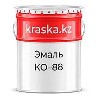 Эмаль КО-88 (термостойкость до 500°С)