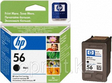 Картридж HP 56 черный