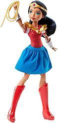 """DC Super Hero Girls """"Перевоплощение"""" Кукла Чудо-Женщина"""