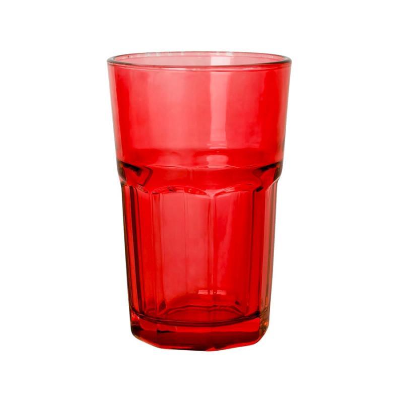 Стакан GLASS, Красный, -, 344245 08
