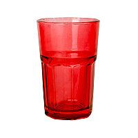 Стакан GLASS, Красный, -, 344245 08, фото 1