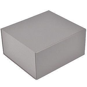Упаковка подарочная, коробка складная, Серебро, -, 20401 93 - фото 1