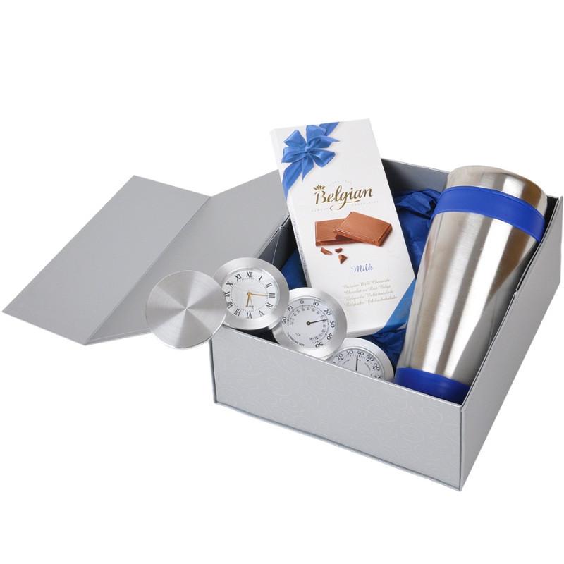 Упаковка подарочная, коробка складная, Серебро, -, 20401 93 - фото 9