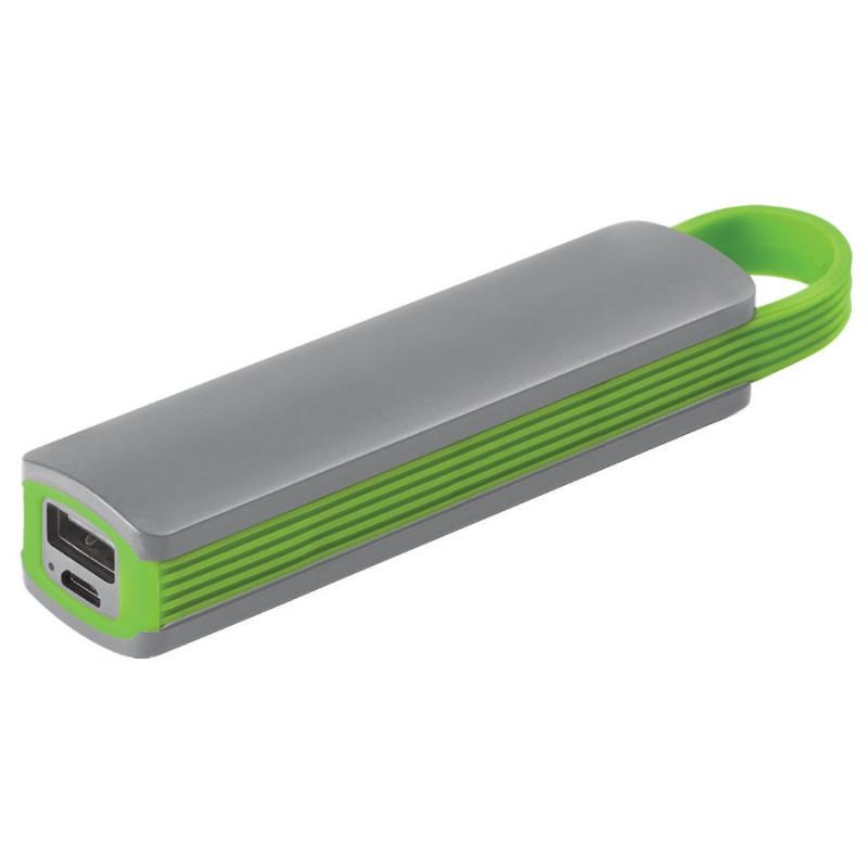"""Универсальное зарядное устройство """"Fancy"""" (2200mAh), Серый, -, 7243 15"""