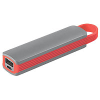 """Универсальное зарядное устройство """"Fancy"""" (2200mAh), Серый, -, 7243 08, фото 1"""